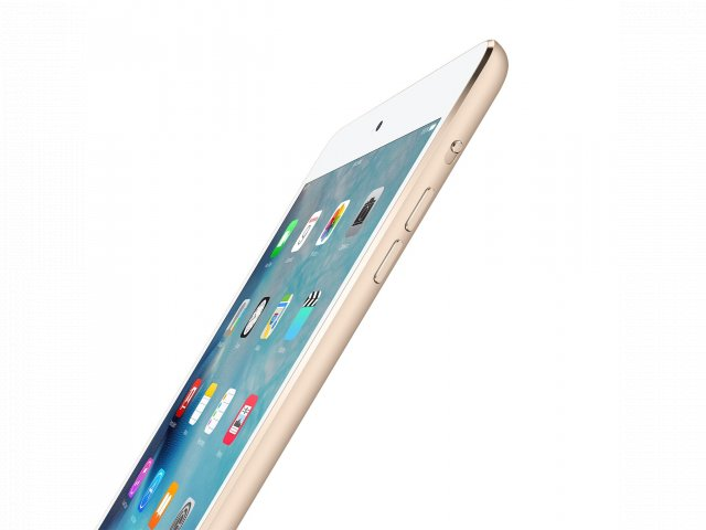 For sale - Refurbished iPad mini 4 Wi-Fi + Cellular 128GB - Gold