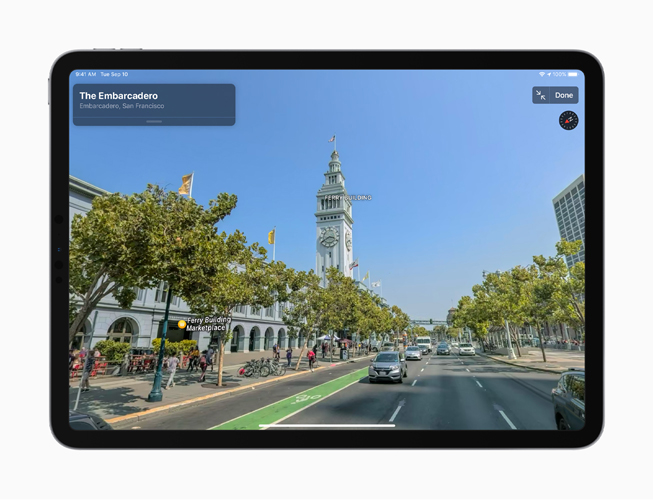 Apple Rolls Out Redesigned Maps App to All Users Across United States