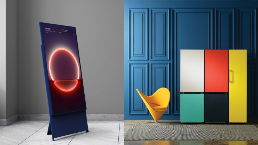 Samsung Electronics wins 61 crowns at iF Design Award