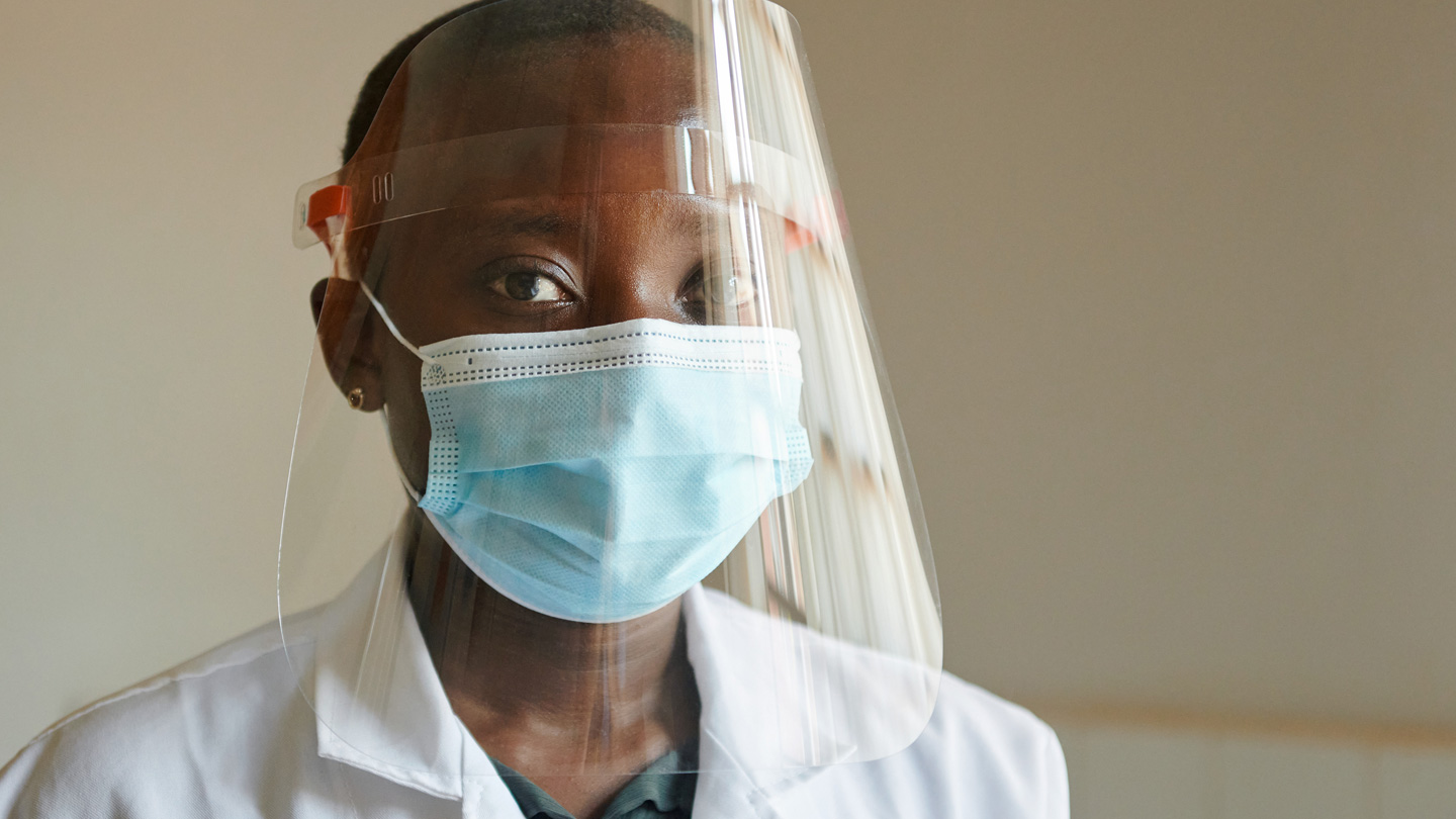 Apple PPE donation helps Zambia in the fight against COVID-19 and HIV